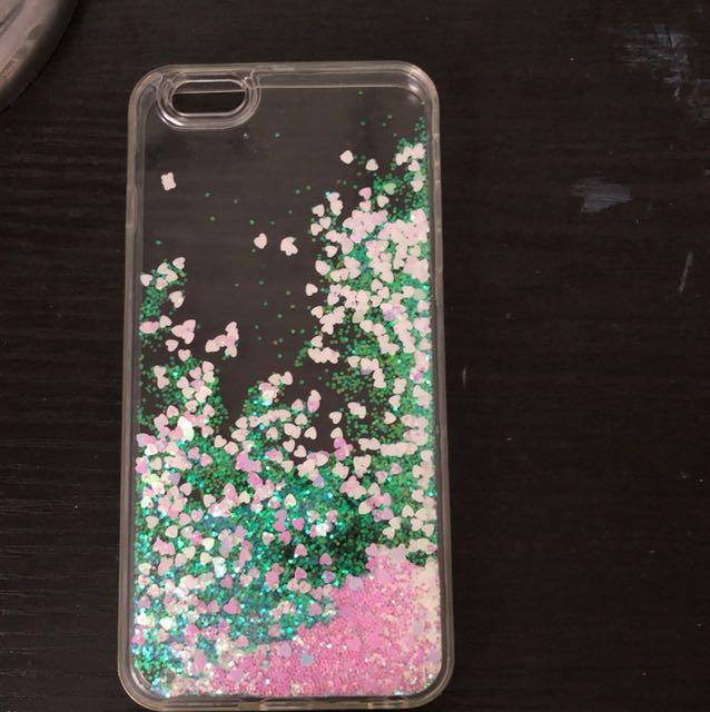 Glitter phone case iPhone 7/8 plus