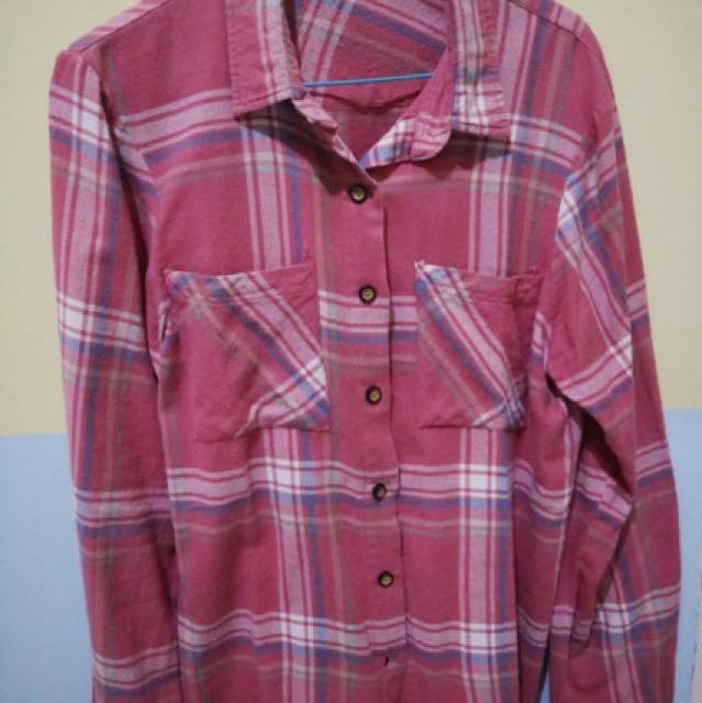 Hardware Flannel Shirt