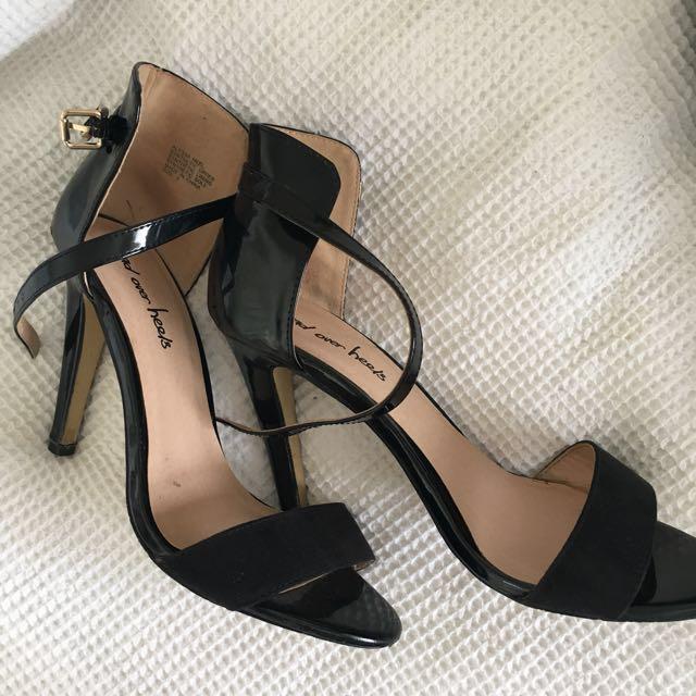 Head over heels!! Size 8