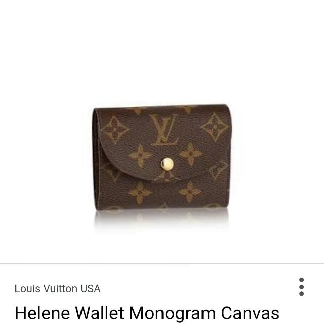 Helen LV wallet
