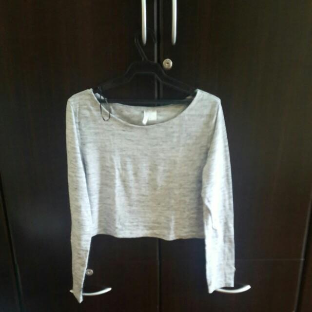 H&M cotton long sleeve