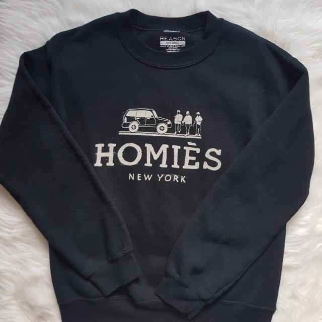 Homies NY Sweater