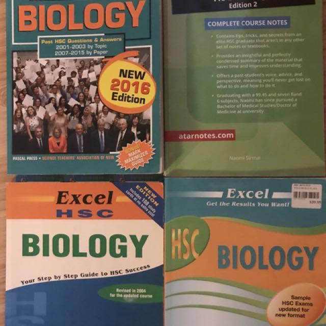 HSC BIOLOGY