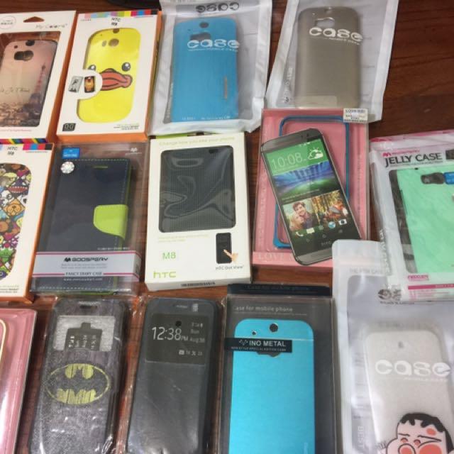 HTC M8手機保護套