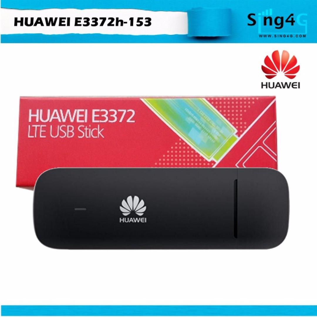 Huawei E3372 4G LTE 3G USB Modem 150Mbs
