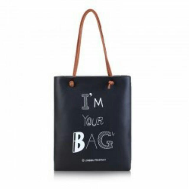 IM YOUR BAG Shoulder Bag
