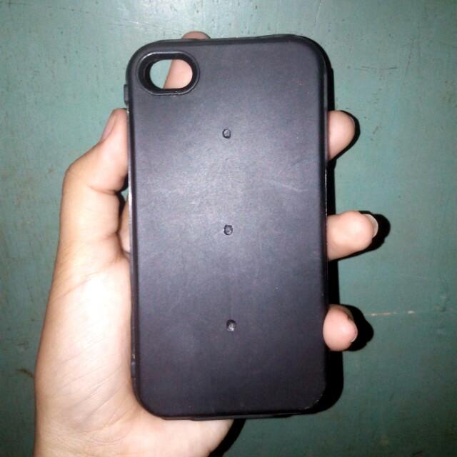 Iphone 4/4s black case