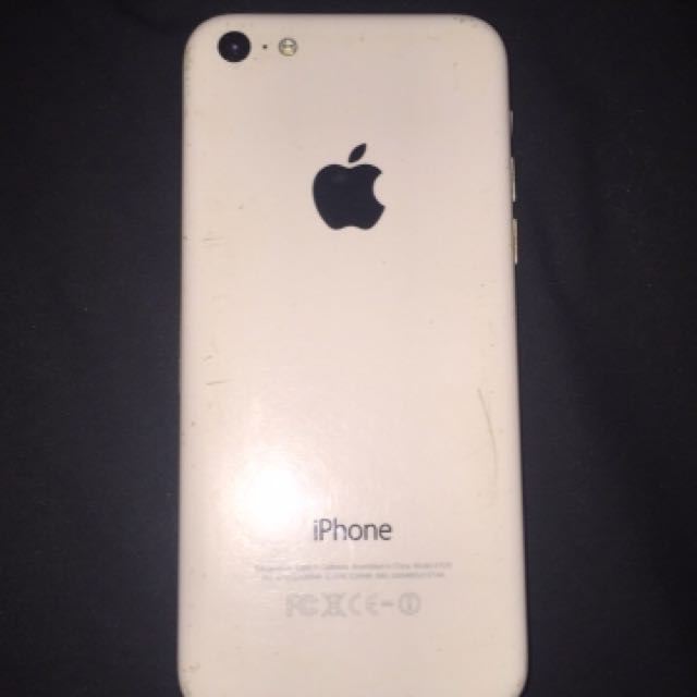 iPhone 5c new screen needed