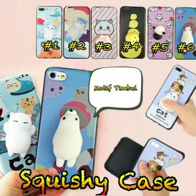Iphone 6 Squishy Case Soft Back