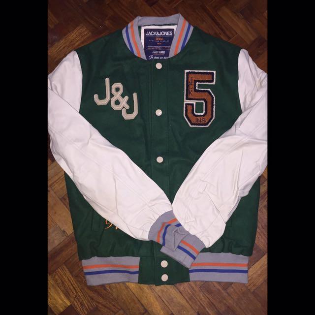 Jack & Jones Varsity Jacket