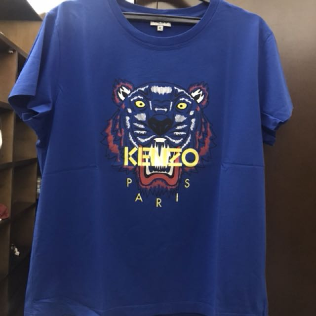 24af6348d Kenzo Classic Lion T-shirt, Women's Fashion, Women's Clothes on ...