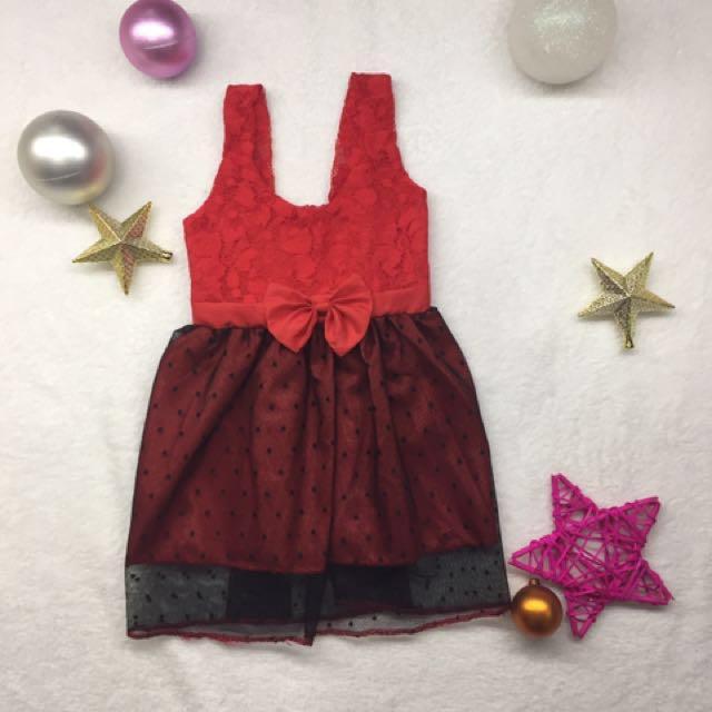 Kids Salsa Dress