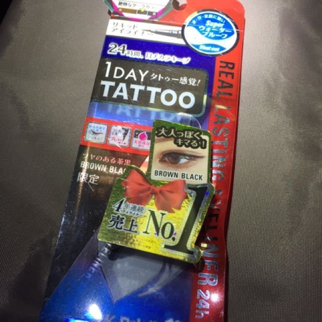 K-Palette 1day tattoo eyeliner