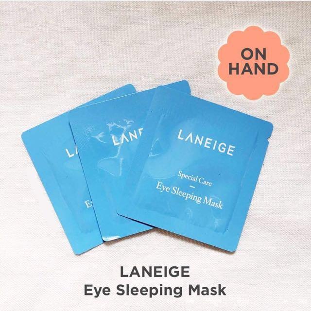 LANEIGE Eye Sleeping Mask