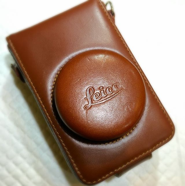 Leica D-Lux4專用皮套