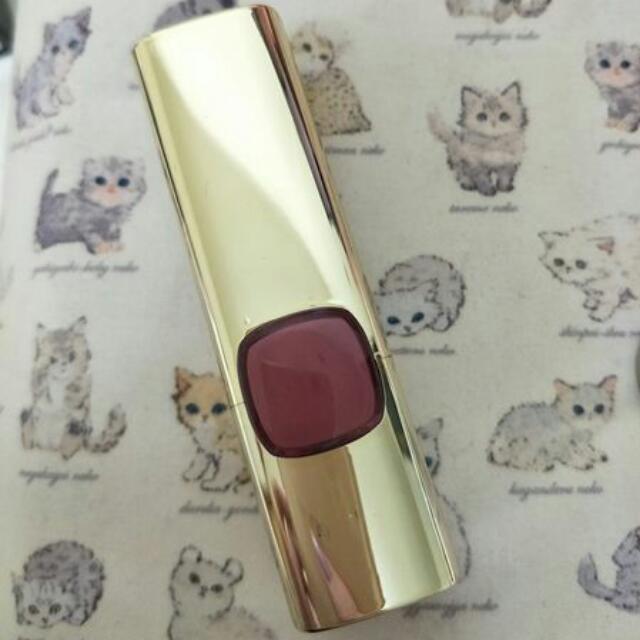 L'OREAL純色訂製唇膏玫瑰風暴系列#224紅武士玫瑰