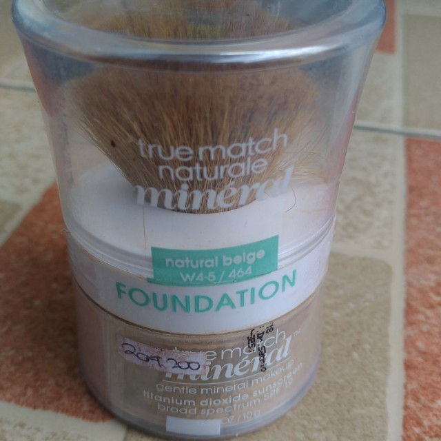 Loreal True Match Natural Mineral