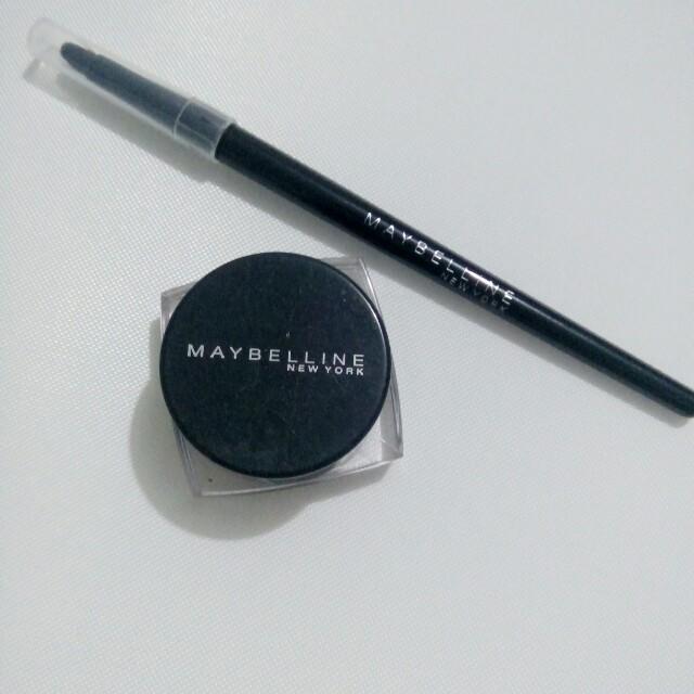 [FREE Brush] Maybeline Eyeliner