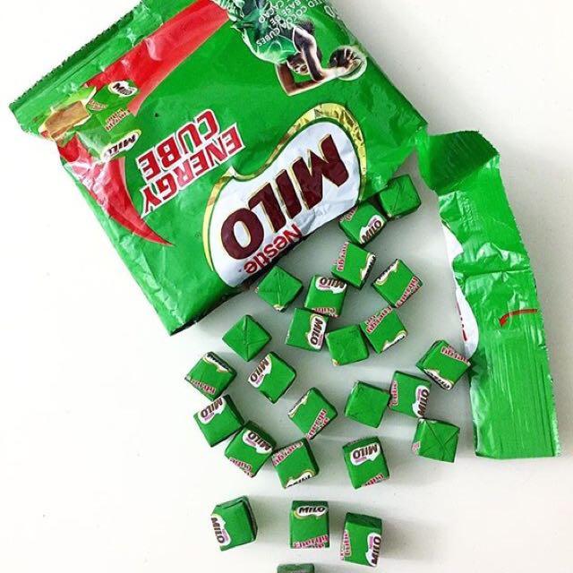Milo cube murah