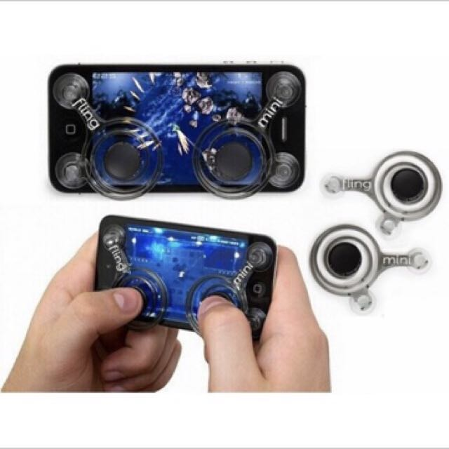 Mini Fling Mobile Gaming Joystick