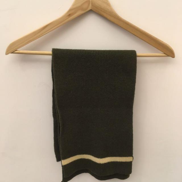 M&M Janes 高級棉質圍巾