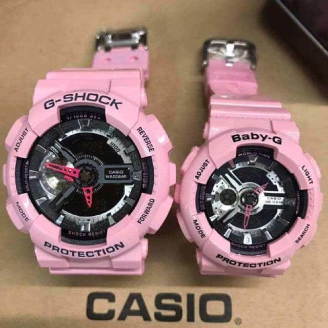 More G Shock Couple's Watch OEM