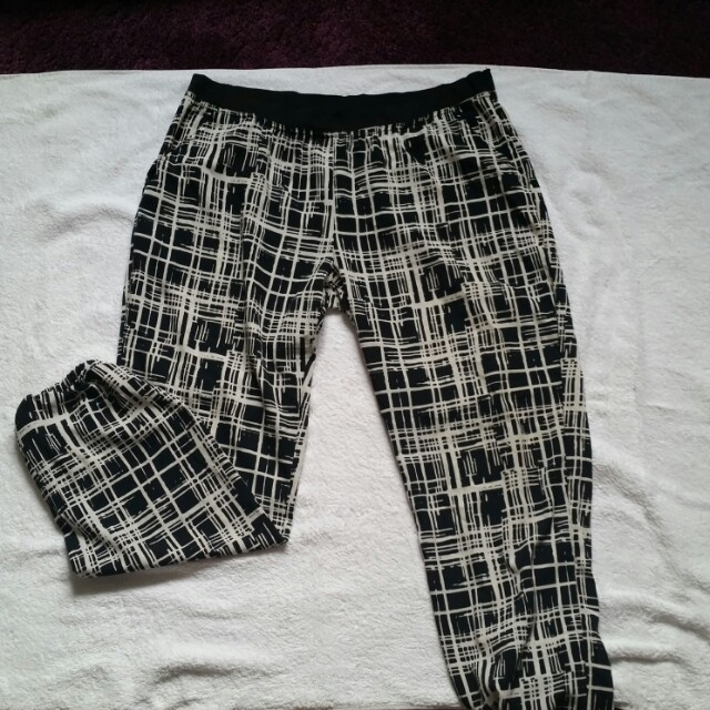 New Harem Pants