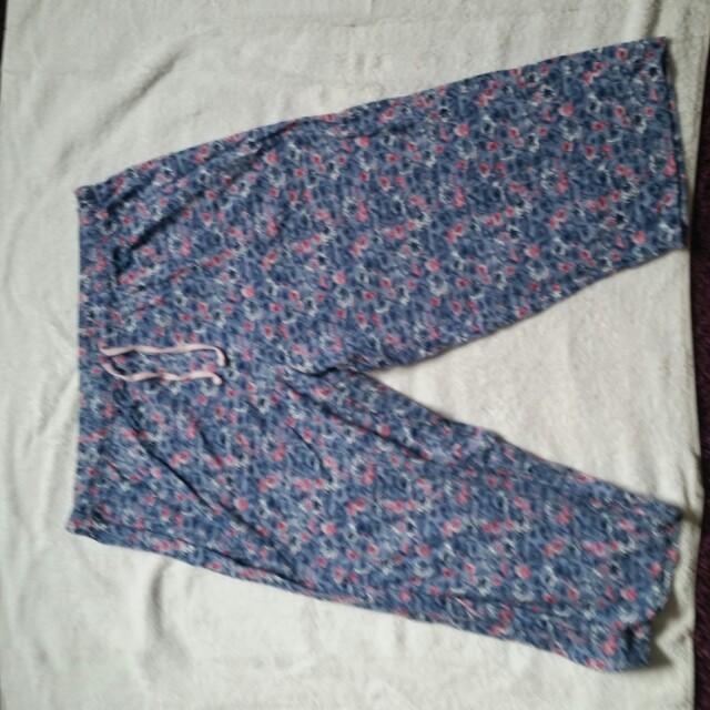 New Pyjama Pants (2 pairs)