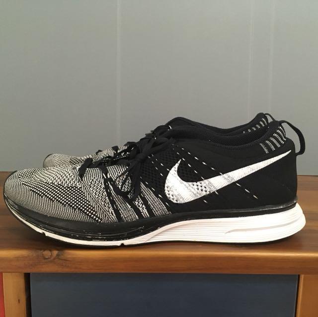 Nike flynit trainer og 黑