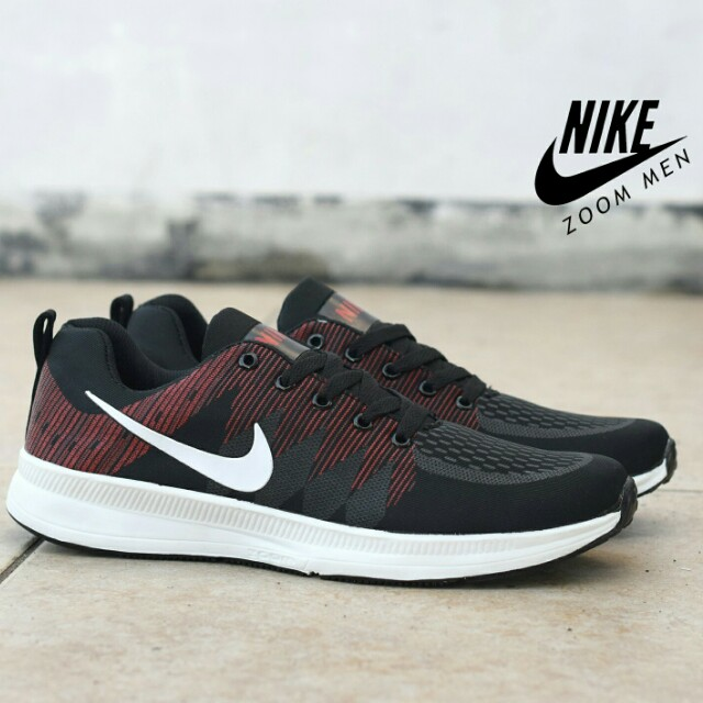 Nike free zoom men running