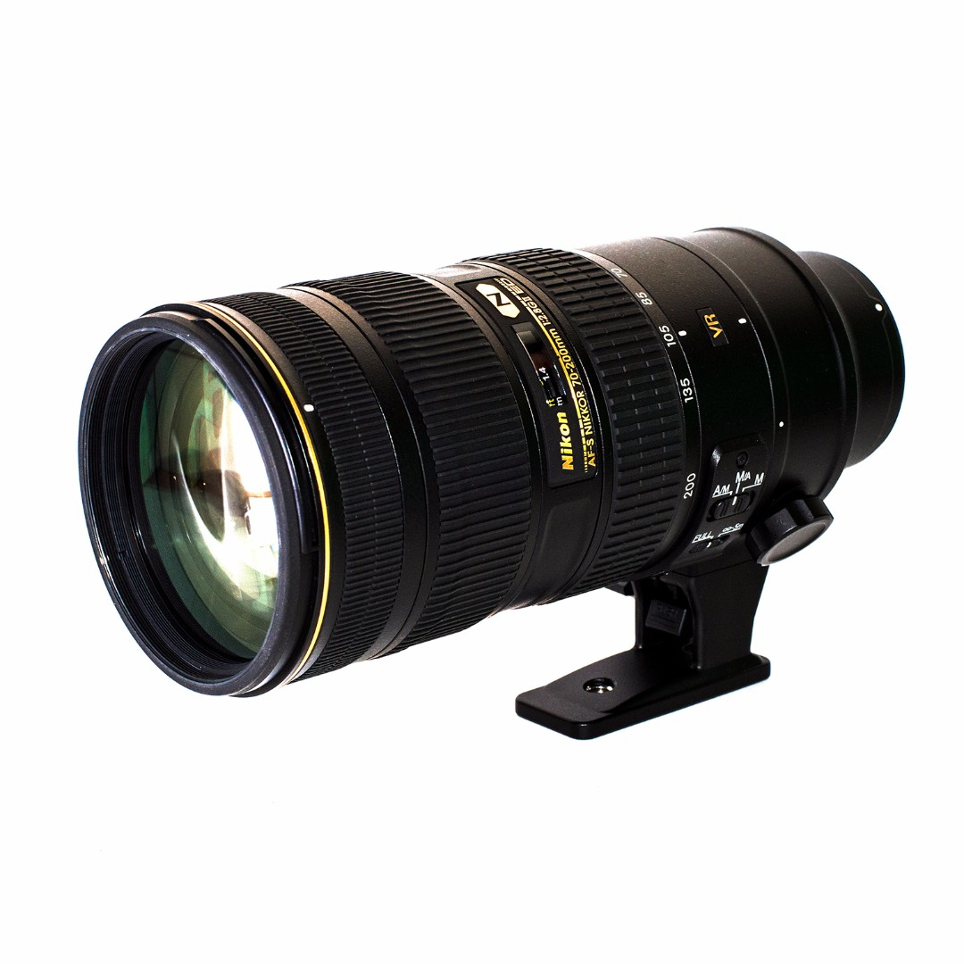 Nikon AF-S NIKKOR 70-200mm f/2.8G ED VR II Rental