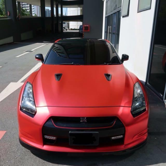 Nissan GTR Auto 3.8, Cars, Cars for Sale on Carousell