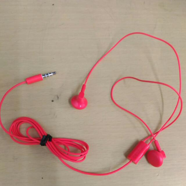 Nokia earphone