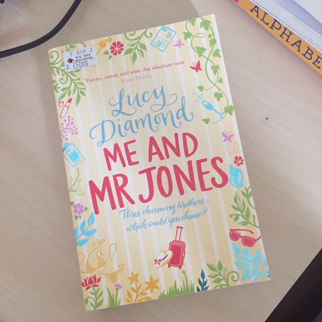 Novel Me & Mr Jones