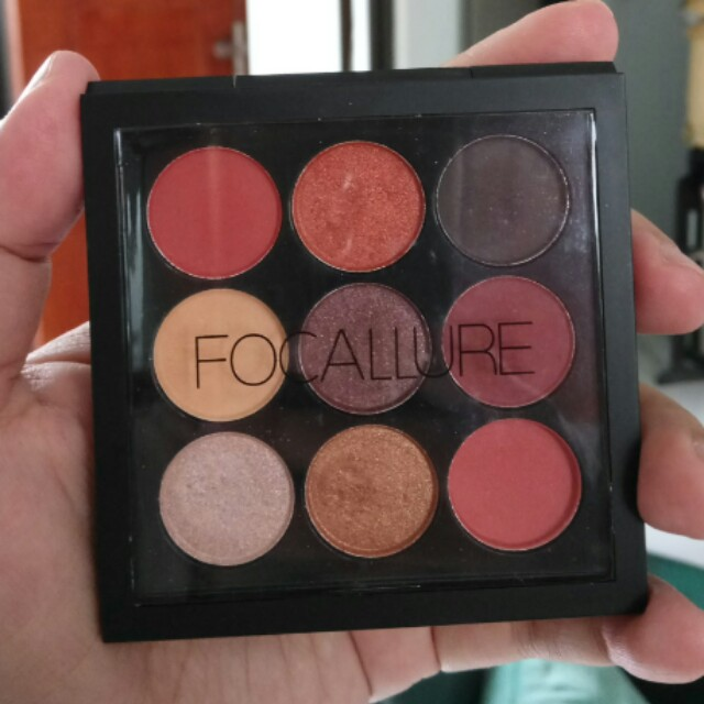 READY! focallure 9 eyeshadow no. 5