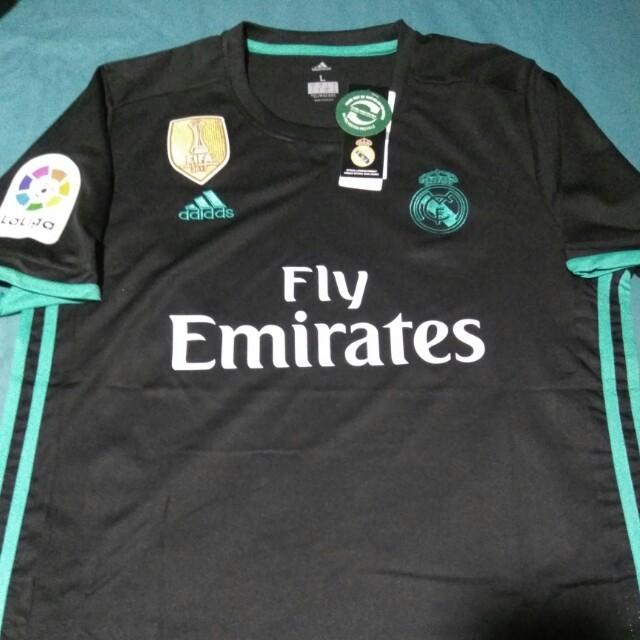 e2f727654 Real Madrid Away Kit 17 18