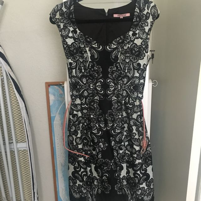 Review dress size 10