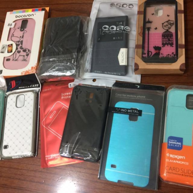 三星S5手機保護套