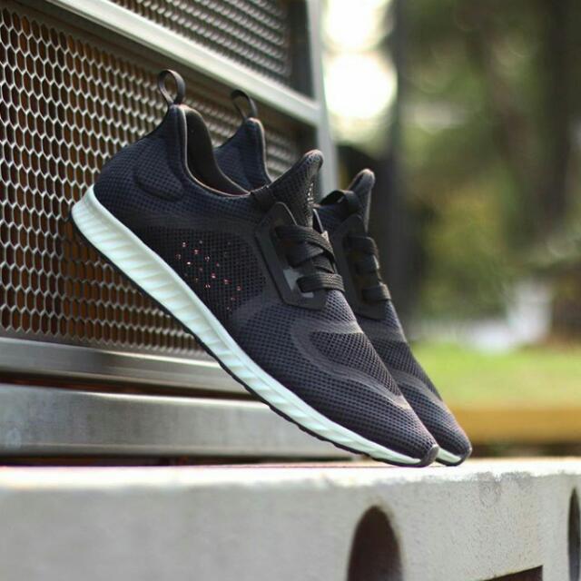 8e48aa51c Sepatu Adidas Aerobounce Edge Lux Original Bnwb