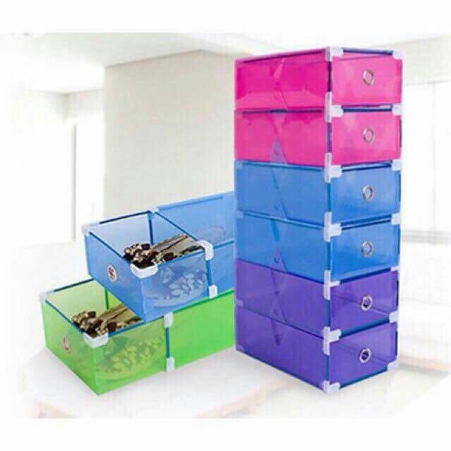 Shoe Box Stackable
