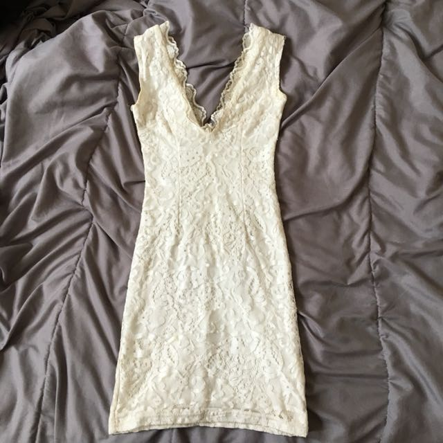 SHOWPO LACE DRESS