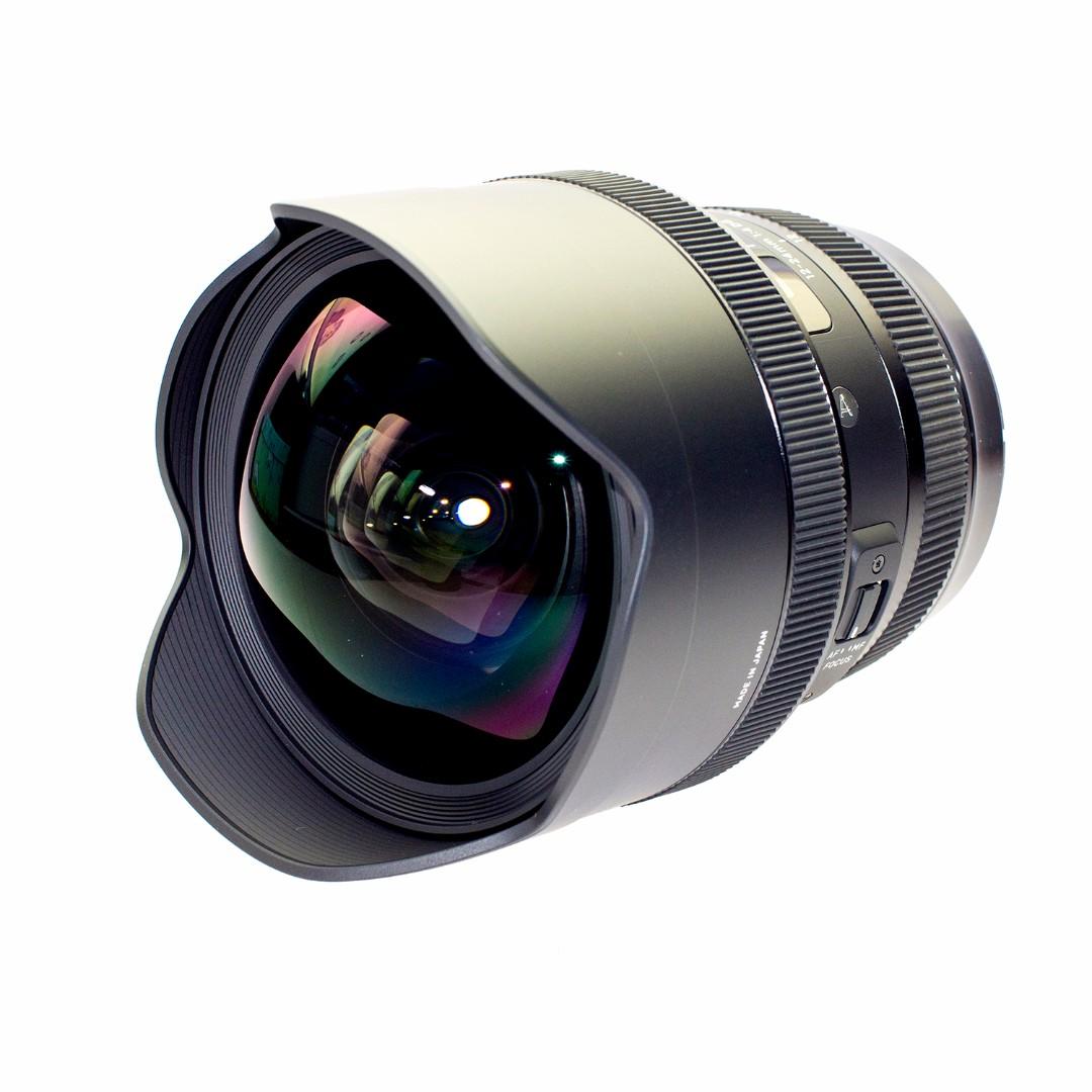 Sigma 12-24mm F4 DG HSM ART Rental (Canon Mount)