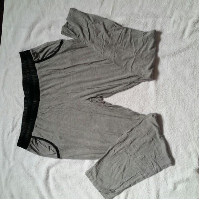 Soft Grey Slacks/Pants