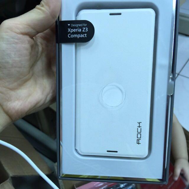 索尼Sony Z3 Compact手機保護套