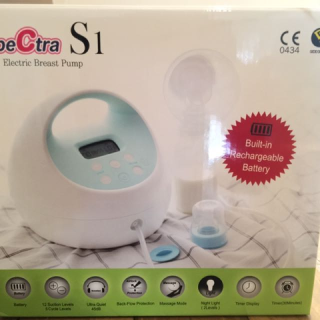 Spectra S1 Electric Breast Pump Hospital Grade