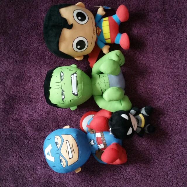 Superhero Collectibles