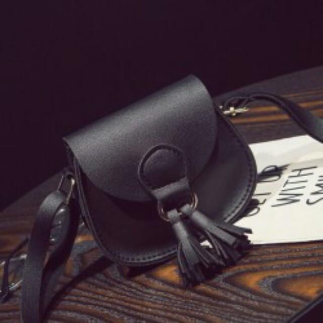 Tassle Design Mini Kid's Bag