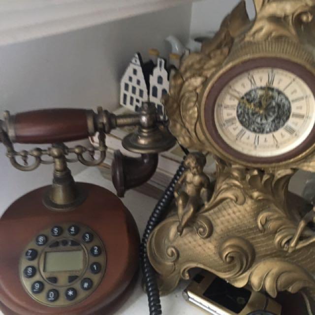 Telephone chandillier