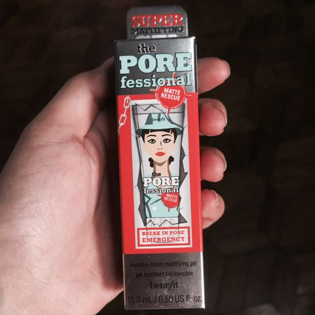 The Porefessional Matte Rescue