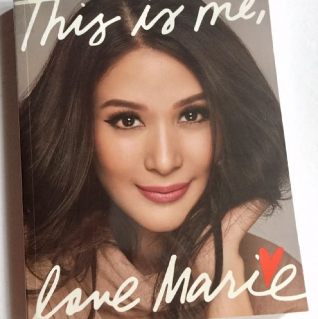 This Is Me, Love Marie Make Up Tutorial Book By Heart Evangelista